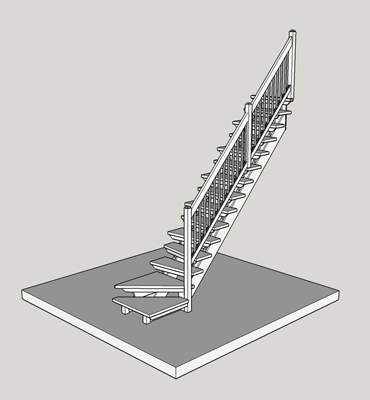 L-shaped-stairs-with-cross-steps